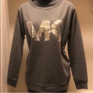 Michael kors sweatshirt large